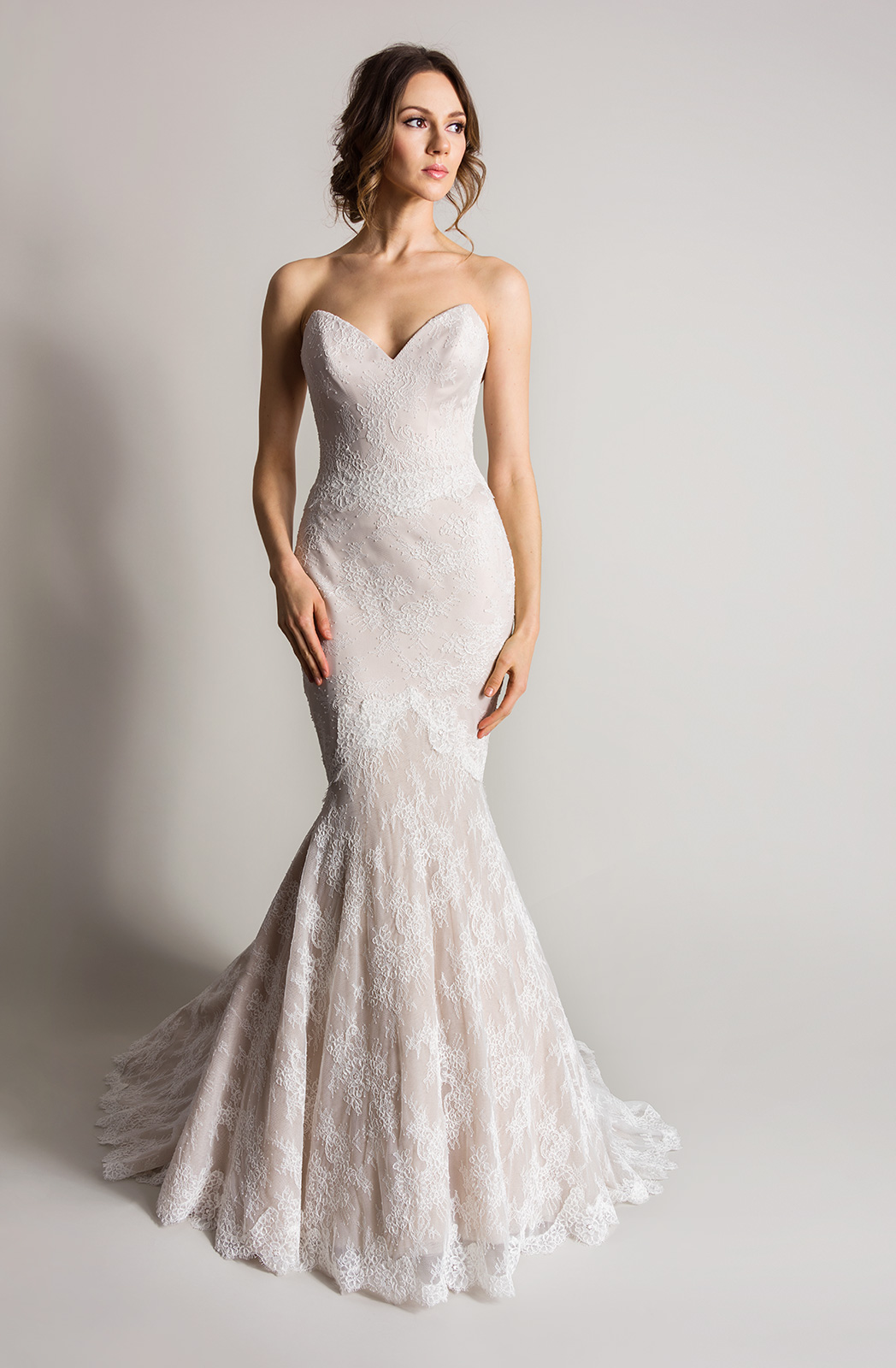 coloured wedding dresses from our favourite bridal designers champagne colored wedding dresses Design by a