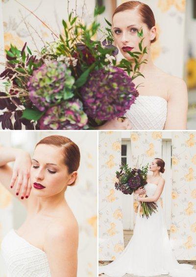 Autumn Fall Inspired Wedding Decor and Fashion Editorial ...