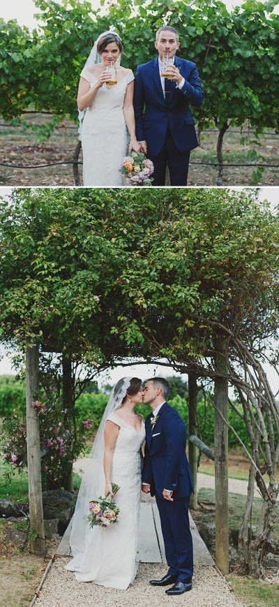 A Rustic And Beautiful Destination Wedding At Red Hill ...
