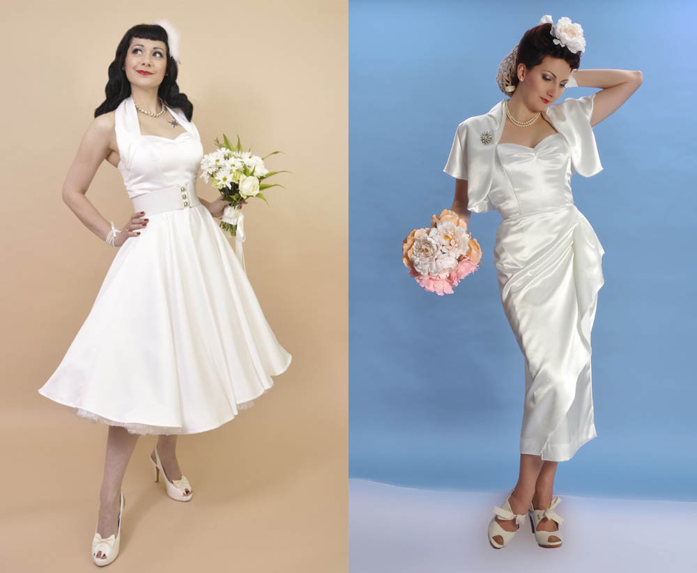 alternative non strapless wedding dress ideas for a rock n roll bride wedding dresses Based