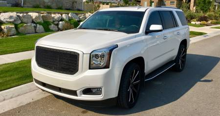 Custom Grilles For GMC Trucks and SUVs   Royalty Core Grilles By Vehicle   GMC   YUKON