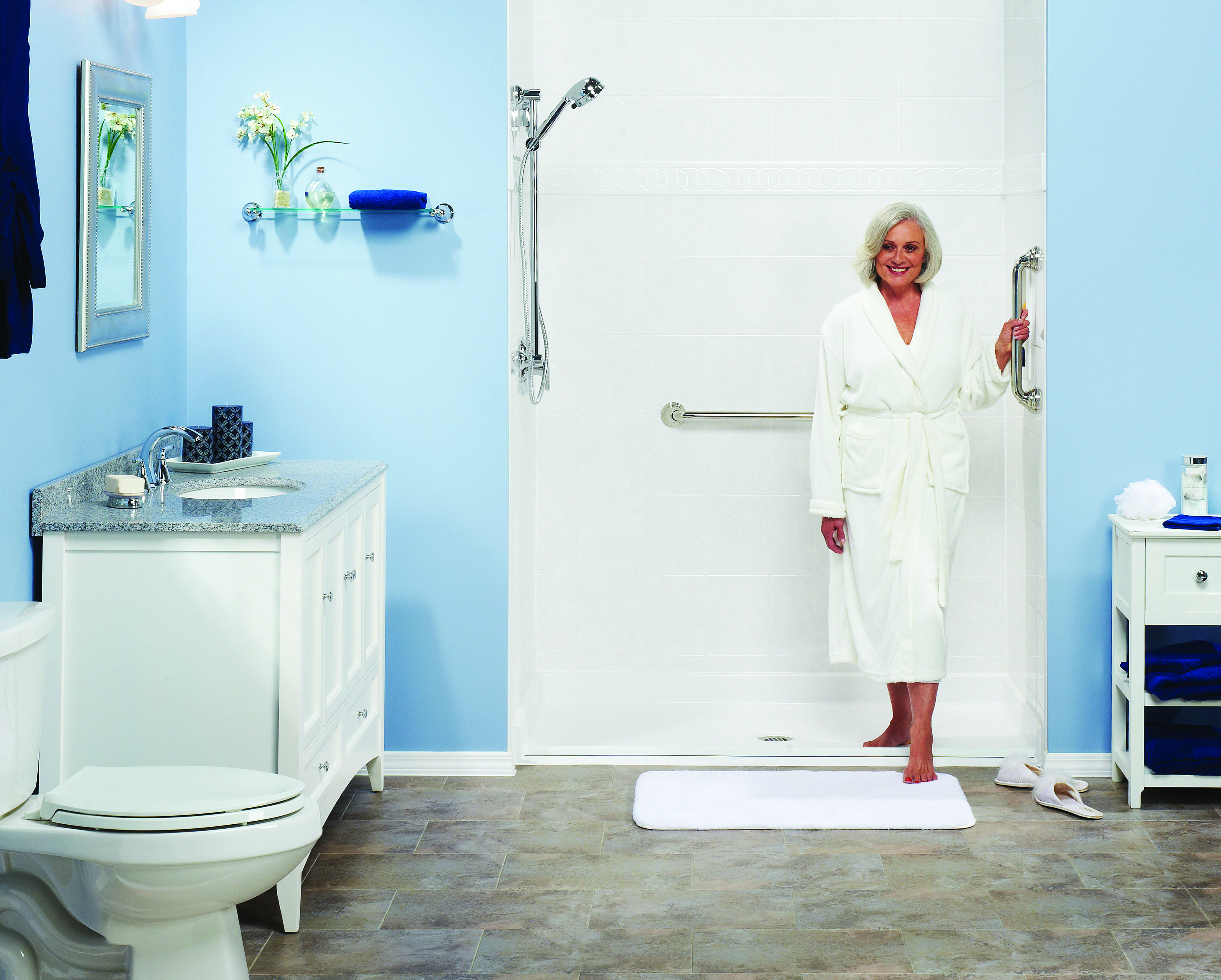Walk-in Showers – Safe Step Walk-in Tubs