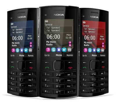 Nokia X2-02 Price India, Specs and Reviews | SAGMart