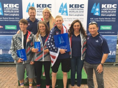 Henry Marshall Wins Laser Radial Youth World Championship >> Scuttlebutt Sailing News