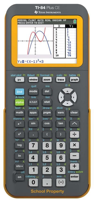 School Savers - TI-84 Plus CE EZ-Spot Teacher Pack