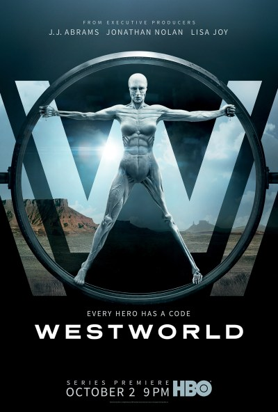Westworld: new poster teases new age of robots | SciFiNow - The World's Best Science Fiction ...
