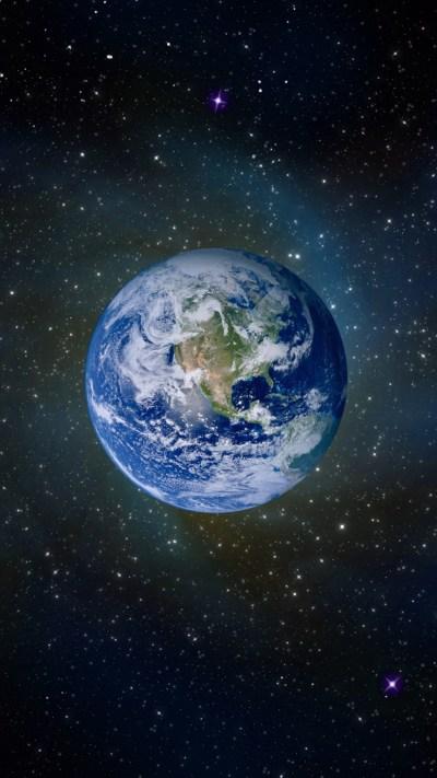 Earth Hd iPhone 7 Wallpaper [750x1334]
