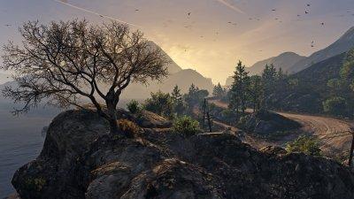Mountain Way 4K Ultra HD Wallpaper [3840x2160]