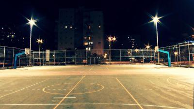 Basketball Court Wallpaper 02 - [1920x1080]