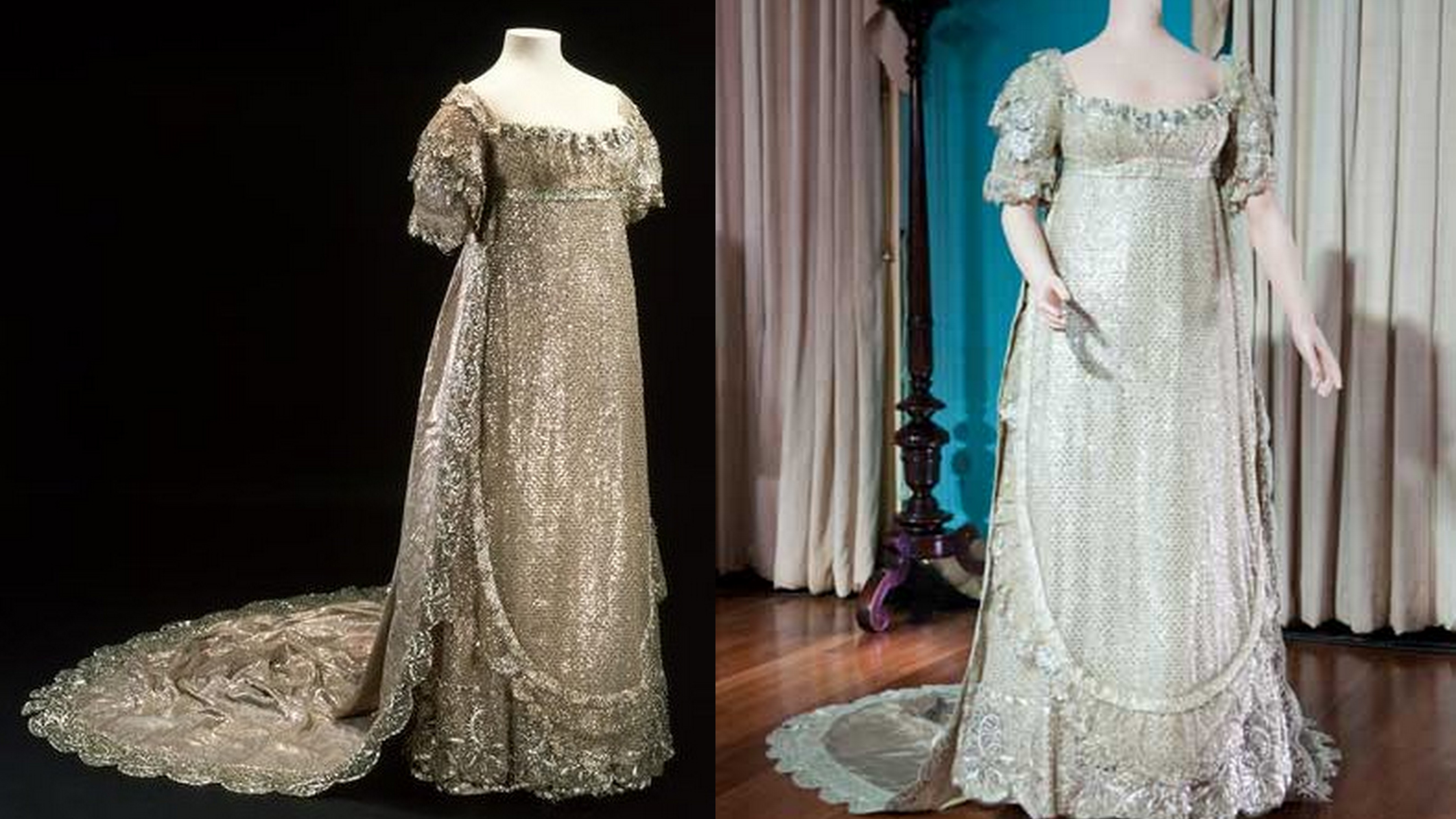 queen victoria wedding dress trendsetter wedding dress Royal wedding gowns were displays of power as much as national pride princess charlott
