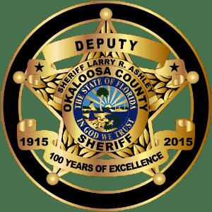 Okaloosa County Sheriff's Office | Sheriff Larry R. Ashley
