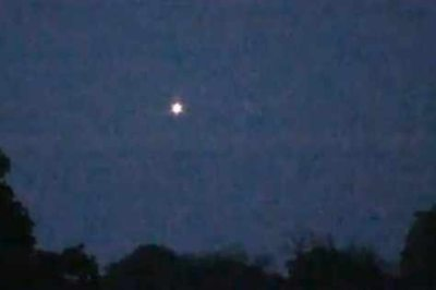 Police confirm surge of reported UFO sightings | Shropshire Star