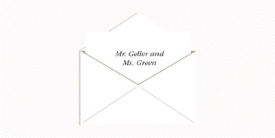 How to Address Wedding Invitations | Shutterfly