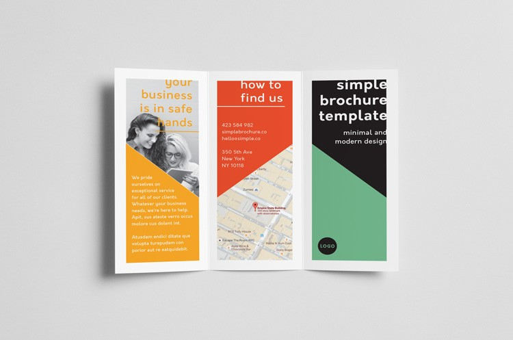 How to Create a Trifold Brochure in Adobe InDesign How to create a trifold brochure in InDesign