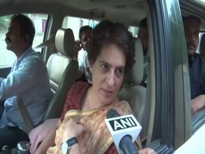 Women, youth, farmers have voted against BJP: Priyanka Gandhi