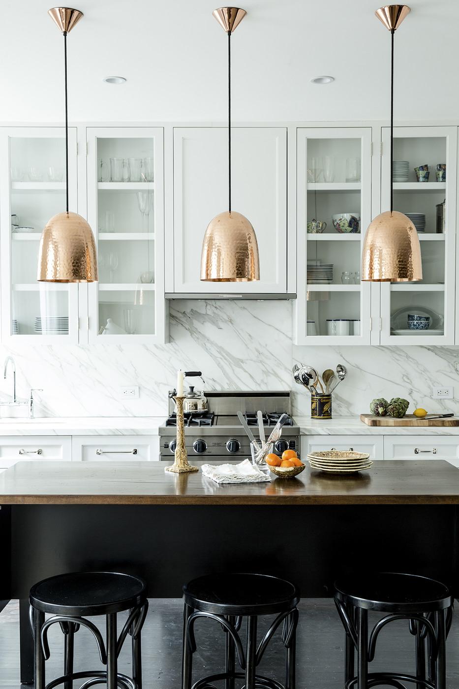 copper pendants kitchen copper pendant light kitchen copper pendants kitchen lonny