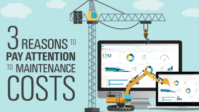 Simplus | 3 reasons to pay attention to maintenance costs