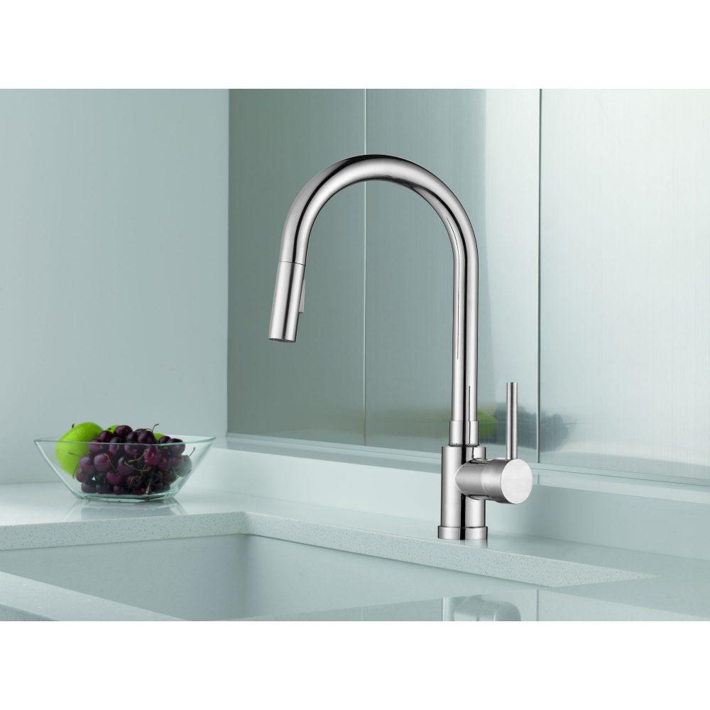 single handle pull kitchen faucet ksk kitchen faucet pull down Pull down Kitchen Faucet KSKBN
