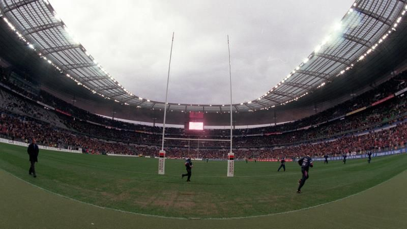 On This Day  France get off to winning start in the Stade de France     Stade de France  1998  Five Nations