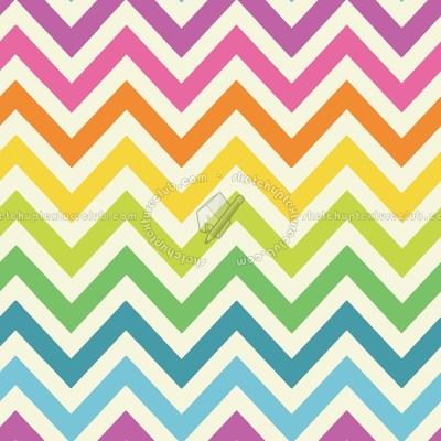Multicolours zig zag striped wallpaper texture seamless 11873