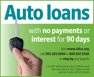 How to Compare Auto Loan Offers - Sandia Laboratory Federal Credit Union
