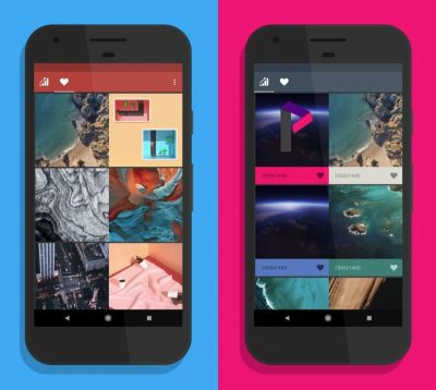 Android P Wallpapers: App stellt Wallpaper aus Android ...