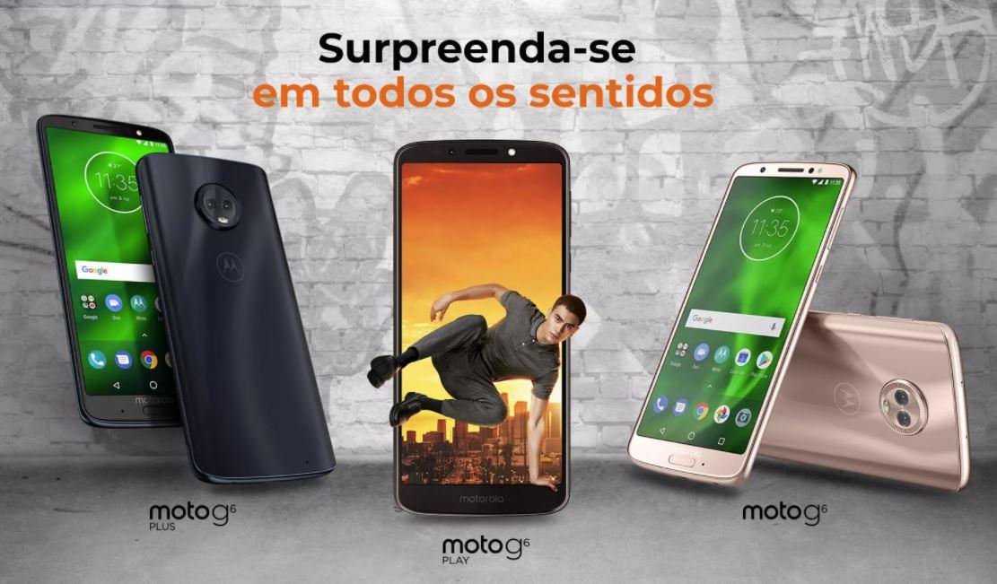 Motorola Moto G6 Series: Neue Mittelklasse offiziell vorgestellt