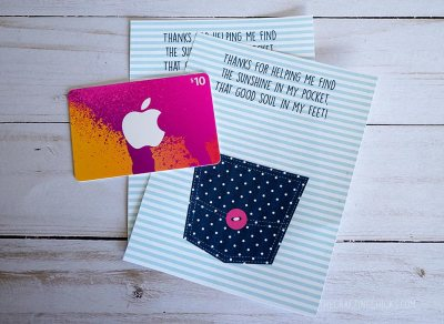 120 Creative Ways To Give Gift Cards Or Money Gifts | Smart Fun DIY