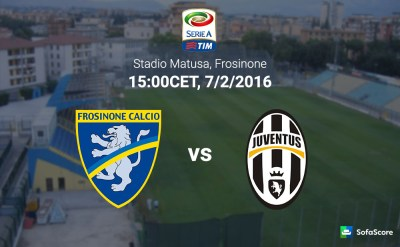 Frosinone vs Juventus - Match preview & Live Stream info - SofaScore News