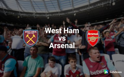West Ham vs Arsenal - Match preview, team news and predicted lineups - SofaScore News