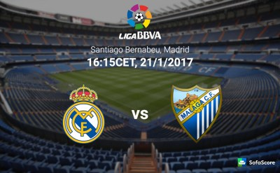 Real Madrid vs Malaga - Preview, Team news, Possible lineups - SofaScore News