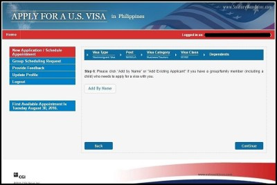 How to Apply for a US Visa in Manila