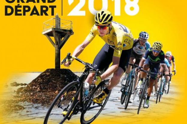 Tour de France 2018  105th edition and route   Sortiraparis com     Tour de France parcours 2018  105e     dition