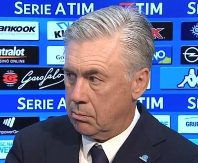 Ancelotti in conferenza:
