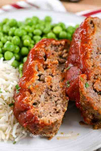 The Best Meatloaf Recipe - Spend With Pennies