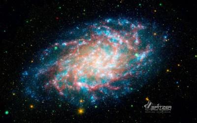 Wallpapers - NASA Spitzer Space Telescope