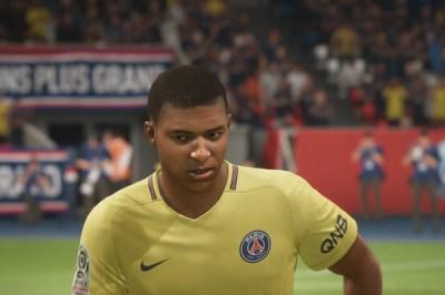 Mbappé (PSG) et les 10 joueurs qui ont le plus explosé leur note sur FIFA 18
