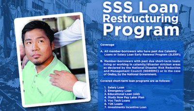 SSS Loan Restructuring and Condonation Program 2017 - SSS Guides