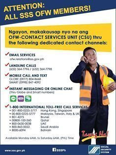 SSS-OFW-contact-services-unit - SSS Guides