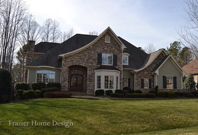Raleigh Residential Designers | Frazier Home Design | NC ...