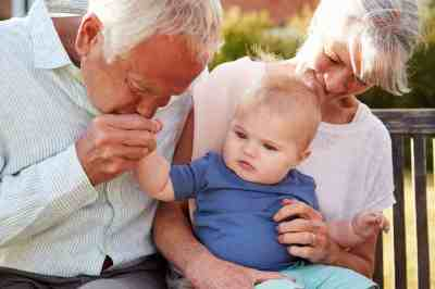 Can Grandparents Demand to See Their Grandchildren? - Stay at Home Mum