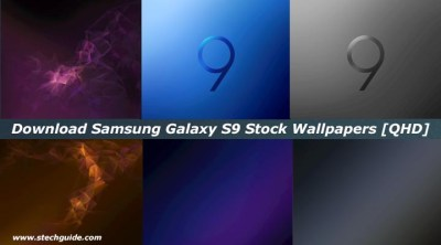 Download Samsung Galaxy S9 Stock Wallpapers [QHD]