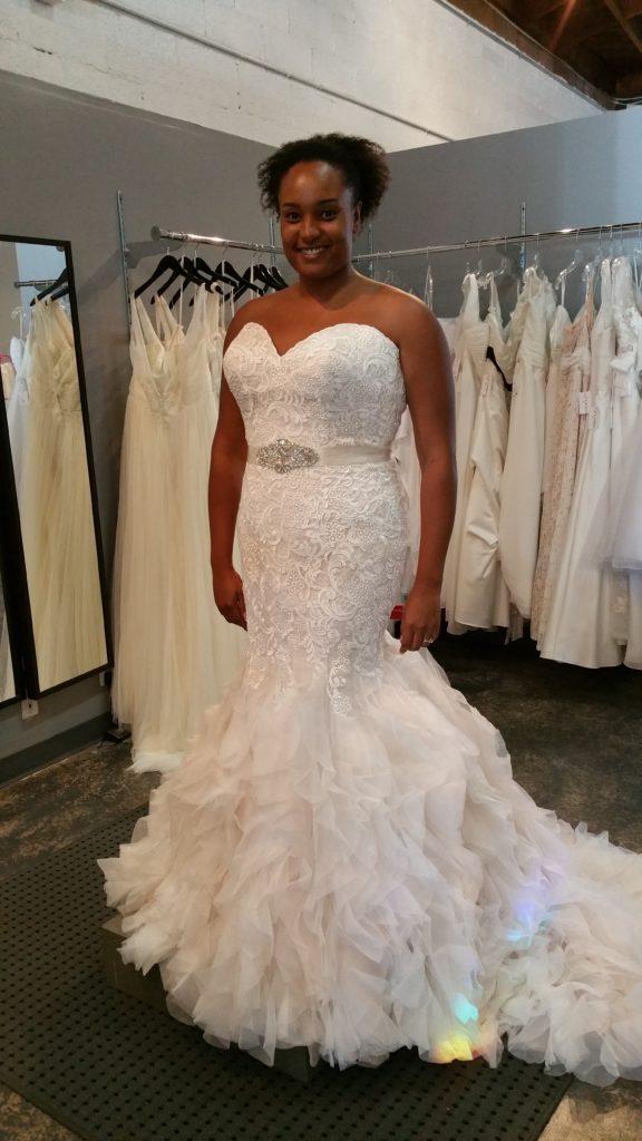 mermaid lace ruffle wedding dress allure ruffle wedding dress lace ruffle dress
