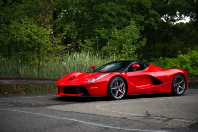 High Quality Ferrari LaFerrari Wallpaper