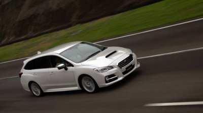 New Subaru Wagon Makes 221kW: Latest News - Surf4cars - Surf4cars.co.za Motoring News