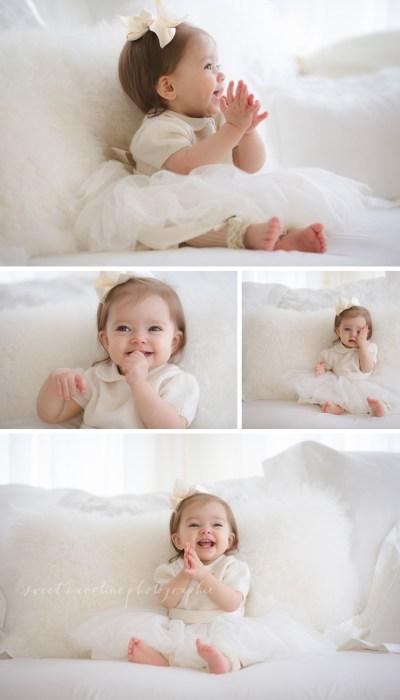Chattanooga Baby Photographer | Rosemary's One Year Indoor ...