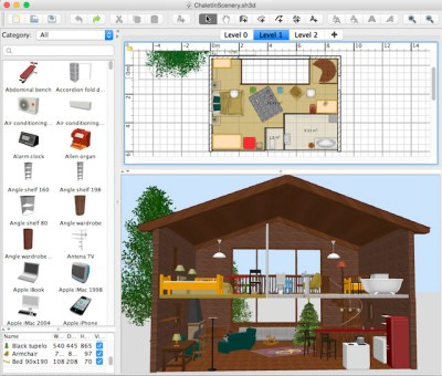 How to add a scenery around your home - Sweet Home 3D Blog