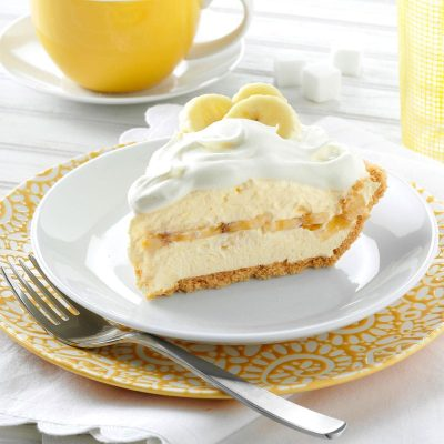 Favorite Banana Cream Pie Recipe | Taste of Home
