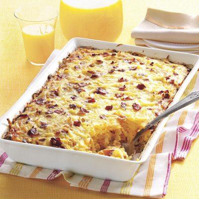 Amish Breakfast Casserole Recipe | Taste of Home