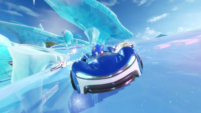 Team Sonic Racing gameplay teased in latest video - Team VVV
